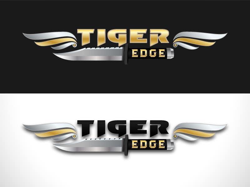 Inscrição nº 121 do Concurso para Simple Graphic Design for Tiger Edge