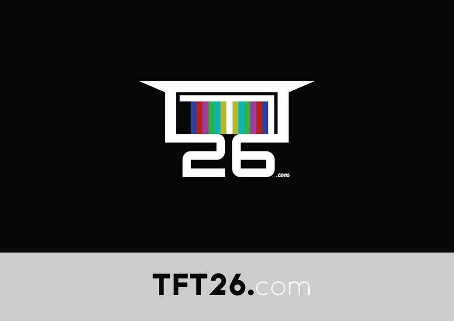 Penyertaan Peraduan #                                        133                                      untuk                                         Logo Design for TFT26
