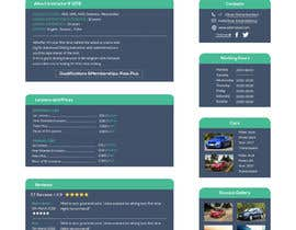 #7 cho Design a Website Mockup. bởi satishandsurabhi