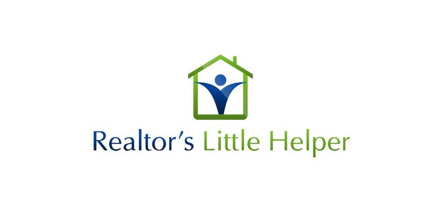 #83 for Logo Design for Realtor's Little Helper by trying2w