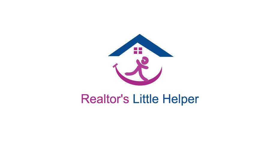 Konkurrenceindlæg #74 for Logo Design for Realtor's Little Helper