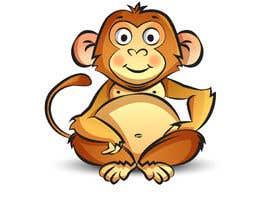 #45 for Original Cute Chubby Monkey af Tszocske