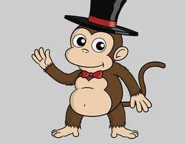 #35 for Original Cute Chubby Monkey af Renan108