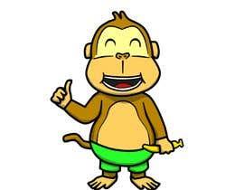 #51 for Original Cute Chubby Monkey af Nazarrudin