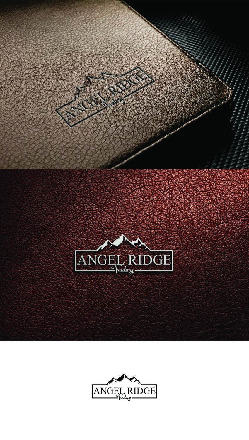 Proposition n°324 du concours Build a Logo for a small rustic custom Leather business.