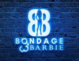 nº 80 pour Design a logo for Bondage Barbie par amlansaha2k17