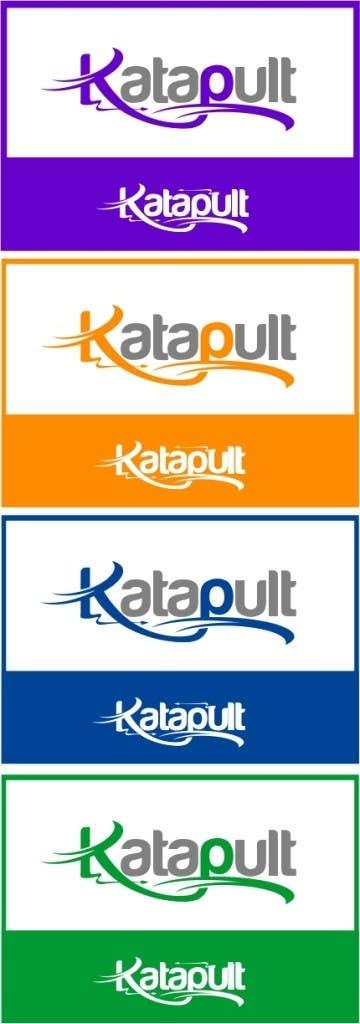 Inscrição nº 198 do Concurso para Logo Design for Katapult