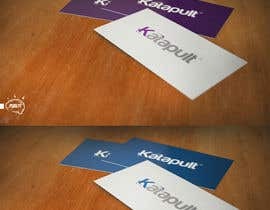 #76 for Logo Design for Katapult by pixel11