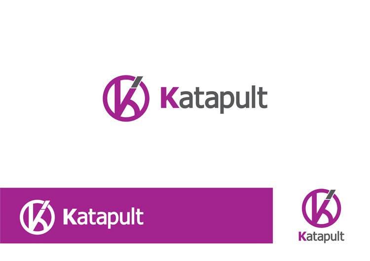 Inscrição nº 201 do Concurso para Logo Design for Katapult