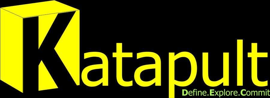 Contest Entry #127 for Logo Design for Katapult