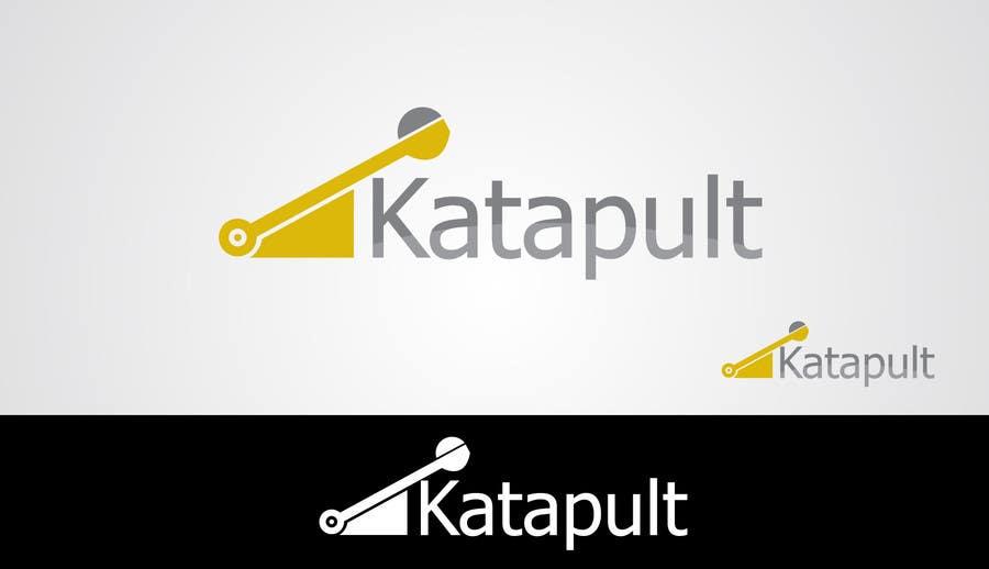 """Intrarea #174 pentru concursul """"Logo Design for Katapult"""""""