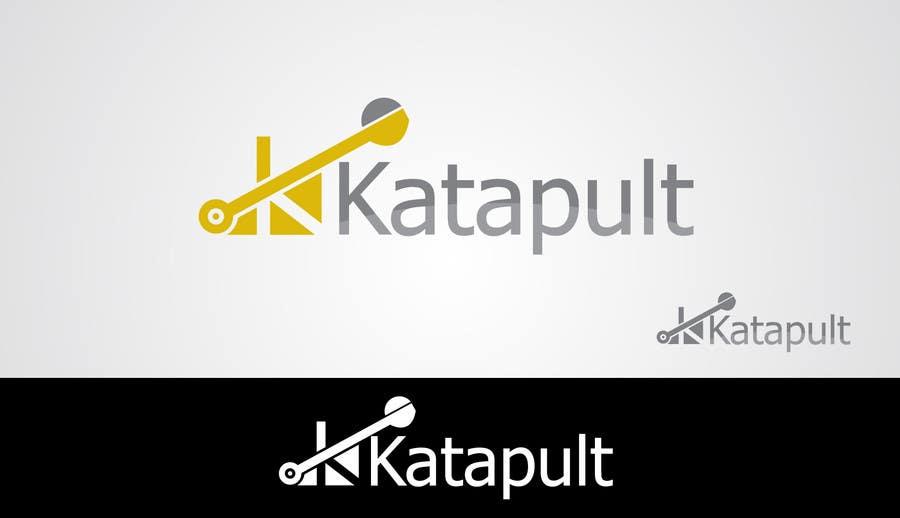"""Intrarea #173 pentru concursul """"Logo Design for Katapult"""""""