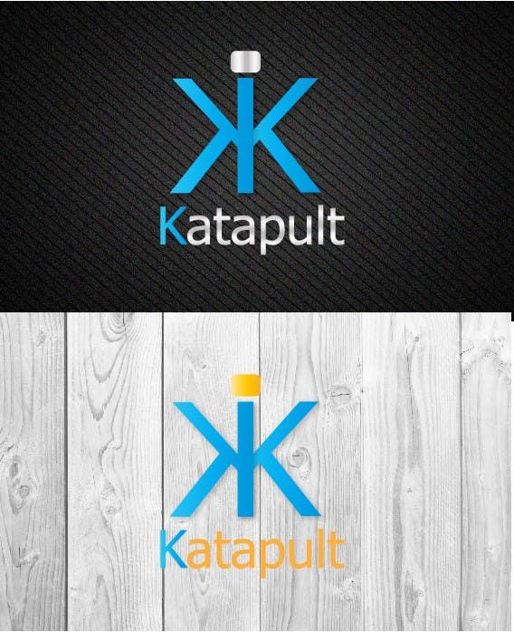 """Intrarea #89 pentru concursul """"Logo Design for Katapult"""""""