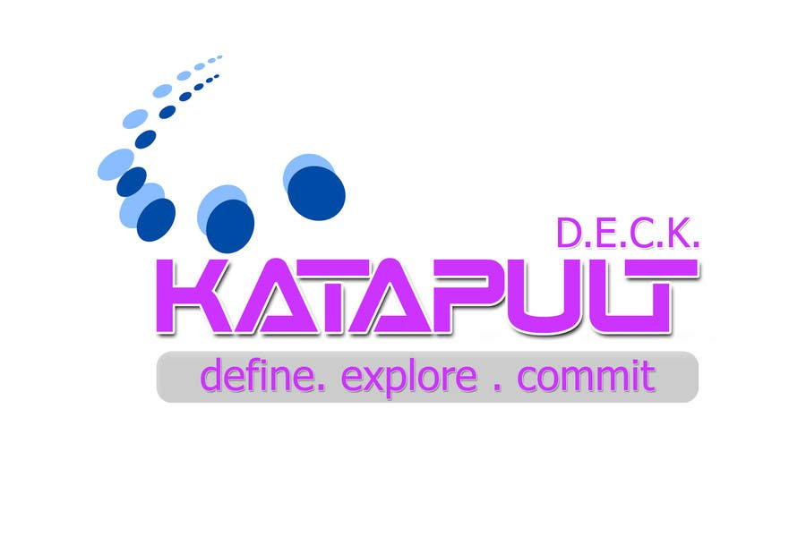 Inscrição nº 38 do Concurso para Logo Design for Katapult