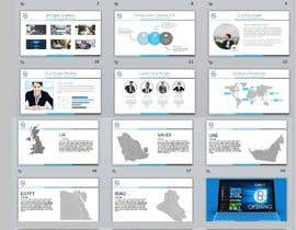 #15 for Design a Powerpoint template for company profile by jborgesbarboza