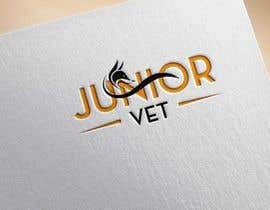 "designart051 tarafından ""Junior vet"" Logo için no 250"