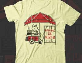 #32 para 5 Foodie T-Shirt Designs por gilart