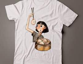 #31 para 5 Foodie T-Shirt Designs por pamaria58