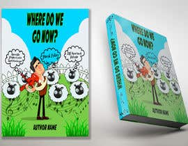 #25 para Book Cover Cartoon (Where do we go now?) de JeanpoolJauregui