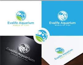 #163 for Aquarium Logo af sumiapa12