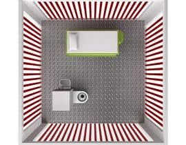 #16 for Design a top-down futuristic prison cell by Gilardi