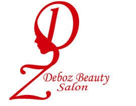 #26 para logo design for a beauty salon,with the letters DZ and underneath in small written Deboz beauty salon should have something that refers to nails colours of  letters should be gold/silver and background black mat  No circels or squares around the logo de AngelinaPriya