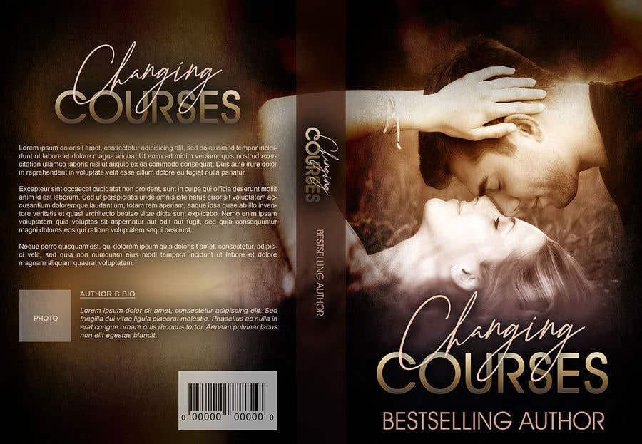 Entry #42 by alfonxo23 for Romance book cover   Freelancer