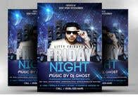 Graphic Design Entri Kontes #133 untuk Design a Night Club Flyer