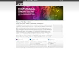 #74 untuk Website Design for Realhound.com oleh dworker88