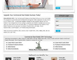 #81 untuk Website Design for Realhound.com oleh tareq55