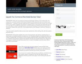 #16 untuk Website Design for Realhound.com oleh ashikimran