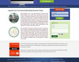 #32 untuk Website Design for Realhound.com oleh danangm