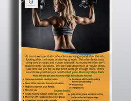 #19 for Promotional flyer for a fitness programme by arijitnandi226