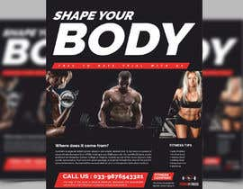 #2 for Promotional flyer for a fitness programme by rky59dc9437a15e4