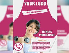 #13 for Promotional flyer for a fitness programme by rakib2375