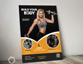 #12 for Promotional flyer for a fitness programme by HabibulHasan220