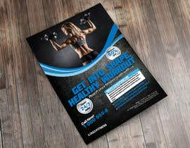#7 for Promotional flyer for a fitness programme by SubheSaadik