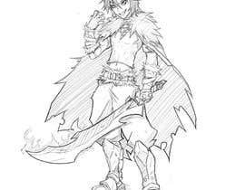 #11 pentru Recreate An Anime Character de către Darf188