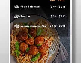 #16 for Alter menu left 01 by satishandsurabhi