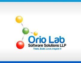 nº 257 pour Graphic Design for Orio-Lab Software Solutions LLP par OneTeN110