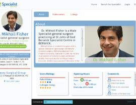 #15 for Profile Page Redesign by boritunmise
