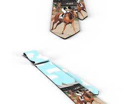 #14 for Design horsey images for men's ties by Alaedin