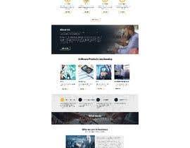#12 para UX Design and Content for Wordpress Website de xprtdesigner