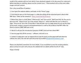 #35 para UX Design and Content for Wordpress Website de ramya1703