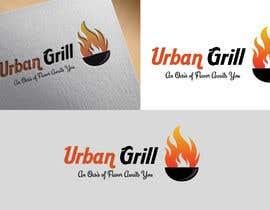 #13 untuk Design a  Logo for Food Grill oleh suchetandey