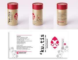 #8 pentru Natural Deodorant label design de către EliLeon13