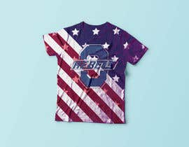 #7 cho Stars & Stripe Tee Shirt Design matching picture bởi FakihaR