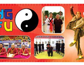 #22 para Design of a kungfu contents FB page banner1 de mdrazuahmed007