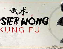 #20 para Design of a kungfu contents FB page banner1 de akidmurad
