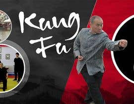 #28 para Design of a kungfu contents FB page banner1 de maidang34